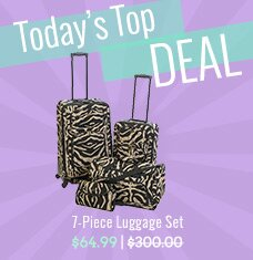 7-Piece Luggage Set
