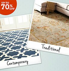 Find Your Style: Area Rugs