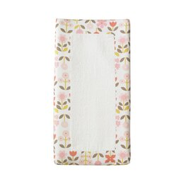 Rosette Changing Pad Cover