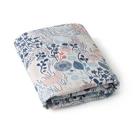 Meadow Fitted Crib Sheet