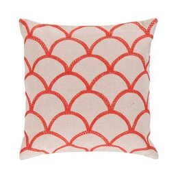 Scala Persimmon Pillow