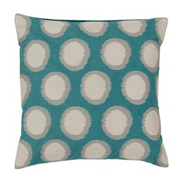 Fiore Aqua Pillow