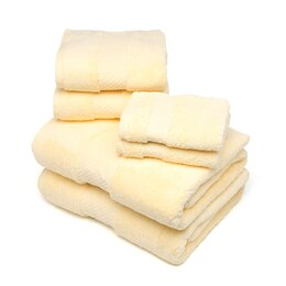 Luxe Lemon 6 Piece Towel Set