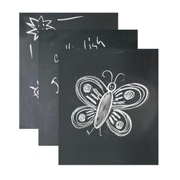 Chalkboard Mini Wall Decal (Set of 3)
