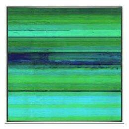 Vibrant Vert Panel I