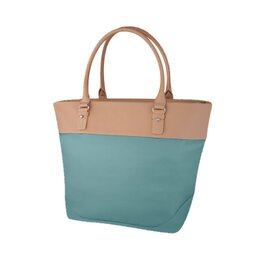 Hudson Teal Diaper Bag