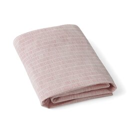 Matchstick Fitted Crib Sheet