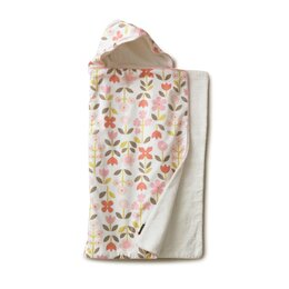 Rosette Hooded Towel