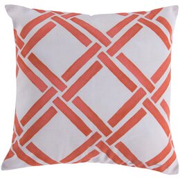 Gazebo Persimmon Outdoor Pillow