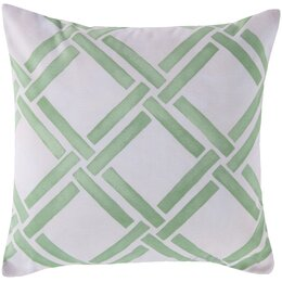 Gazebo Celery Outdoor Pillow