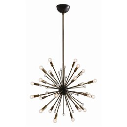 Stellare Indoor/Outdoor Chandelier