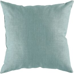 Textured Mist Outdoor Pillow