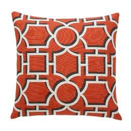 Vreeland Persimmon Pillow