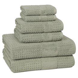 Warwick 6 Piece Towel Set
