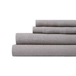 Linen Smoke Sheet Set