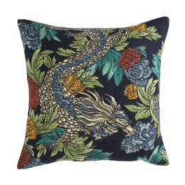 Ming Dragon Admiral Pillow