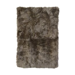 Sheepskin Longwool Natural Rug