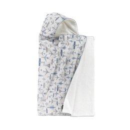 Flight Hooded Towel