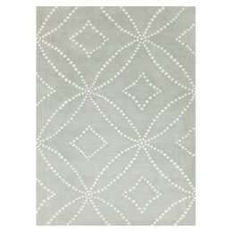 Diamond Dot Area Rug