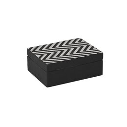 Chevron Rectangle Box