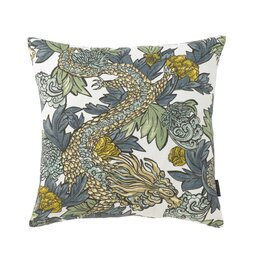 Ming Dragon Midnight Pillow