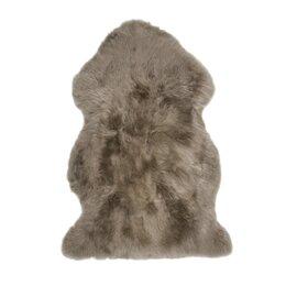 Sheepskin Taupe Rug
