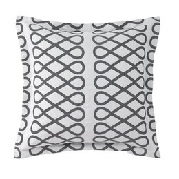 Arabesque Ink Euro Sham (Set of 2)