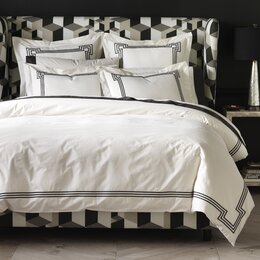 Regent Ink Duvet Cover