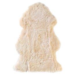 Sheepskin Ivory Area Rug