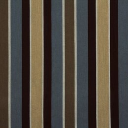 Shifted Stripe Fabric - Mineral