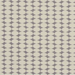 Almonds Fabric - Amethyst