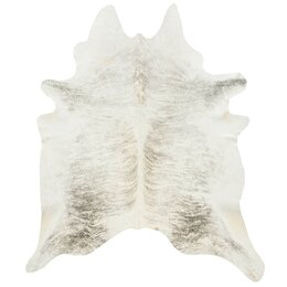 Light Grey Cowhide