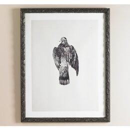 Pigeon Intaglio Artwork