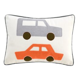 Cars Skyline Boudoir Pillow