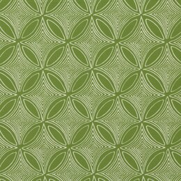 Desert View Fabric - Lime