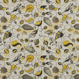 Magnus Fabric - Citrine