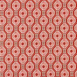 Kimono Fabric - Persimmon