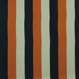 Lazy Cabana Fabric - Tangerine