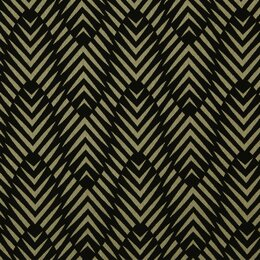Palmwood Fabric - Jet