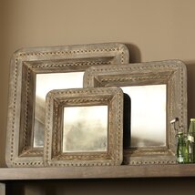 <strong>Reflection Wall Decor (Set of 3)</strong>