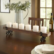 <strong>Plank Candleholder</strong>