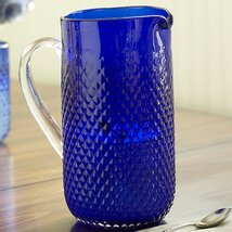 <strong>Hobnail Pitcher</strong>