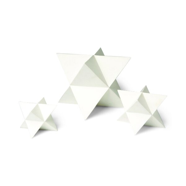 DwellStudio Star Objet (Set of 3)