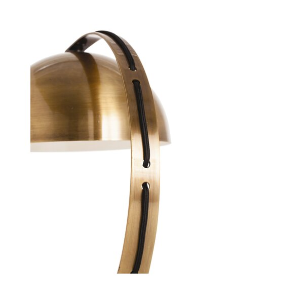 "DwellStudio Bond Vintage 20"" H Table Lamp with Bowl Shade"