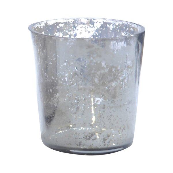 DwellStudio Smoked Glass Votive