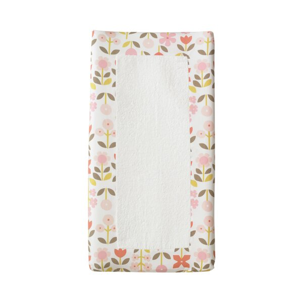 DwellStudio Rosette Changing Pad Cover