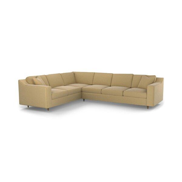 DwellStudio Larkin Left Facing Sectional Sofa