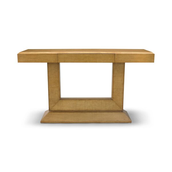 DwellStudio Concorde French Oak Console