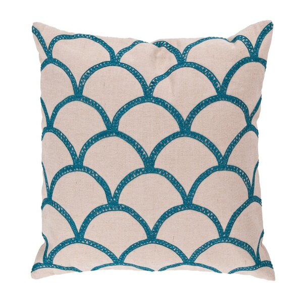 DwellStudio Scala Aqua Pillow