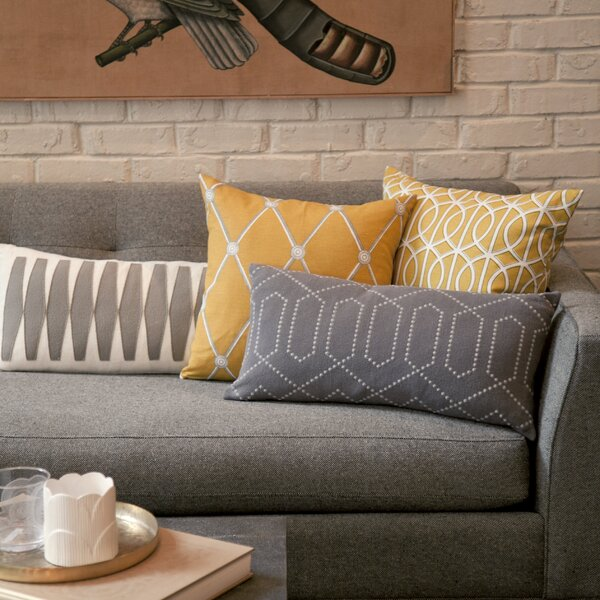 DwellStudio Otto Dove Pillow